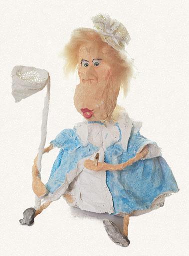 Авторська лялька - ірина катющенко